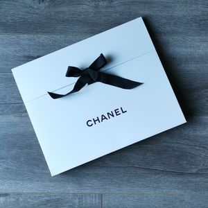 Chanel Paper Foldable Shopping Bag